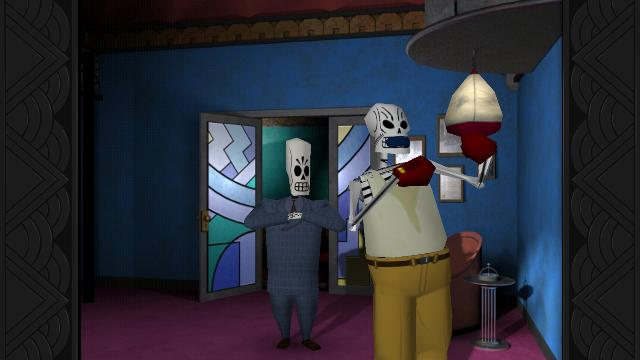 Grim Fandango Remastered screenshot 31578