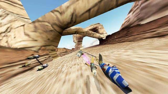 STAR WARS Episode I Racer screenshot 31589