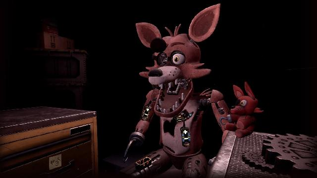 Five Nights at Freddy's: Help Wanted screenshot 31636