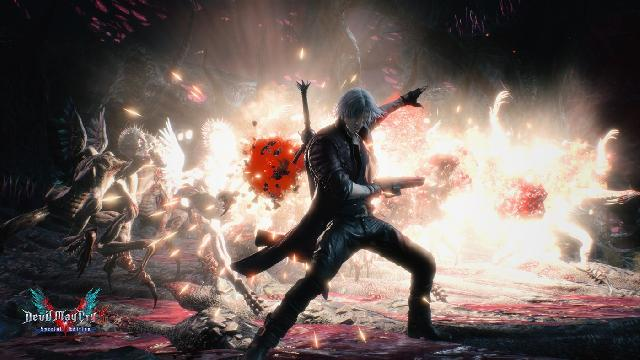 Devil May Cry 5: Special Edition screenshot 31899
