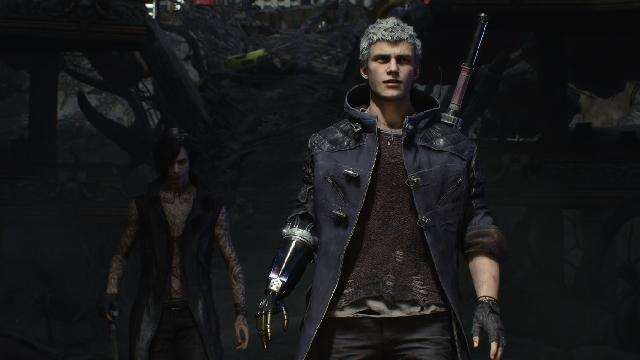 Devil May Cry 5: Special Edition screenshot 31900