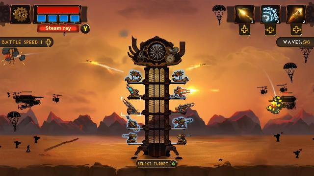 Steampunk Tower 2 screenshot 31927