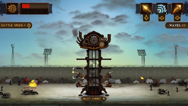 Steampunk Tower 2 screenshot 31925