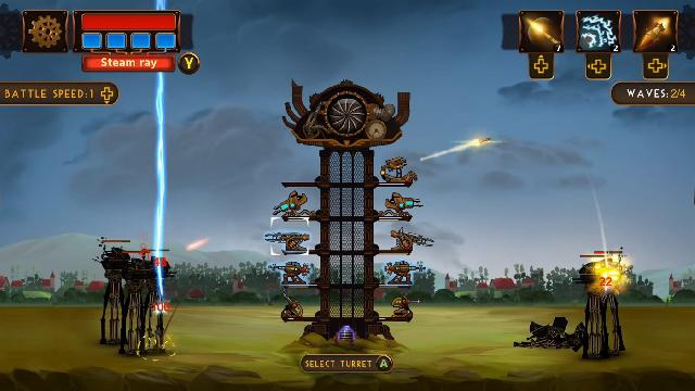 Steampunk Tower 2 screenshot 31930