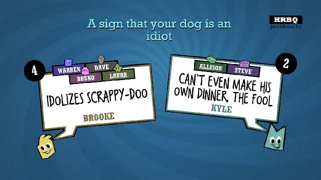 Quiplash 2 InterLASHional The Say Anything Party Game screenshot 31939