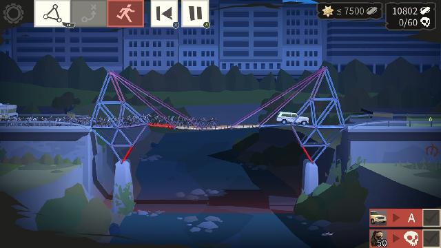 Bridge Constructor: The Walking Dead screenshot 32024
