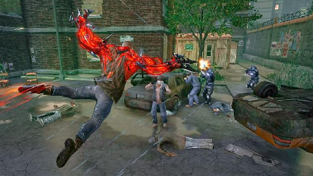 Prototype 2 screenshot 3818