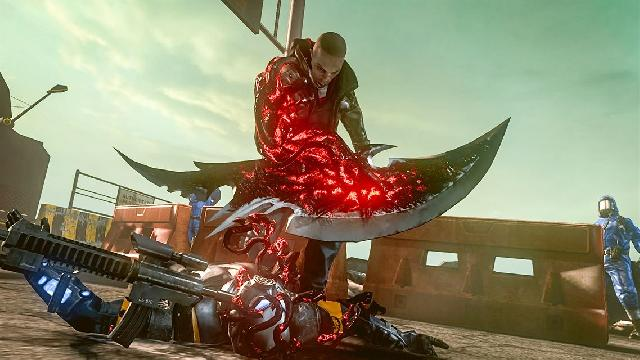 Prototype 2 screenshot 3822