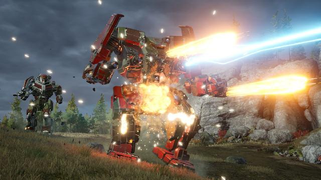 MechWarrior 5: Mercenaries screenshot 32163