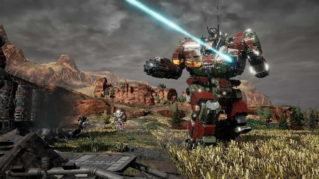 MechWarrior 5: Mercenaries screenshot 32164