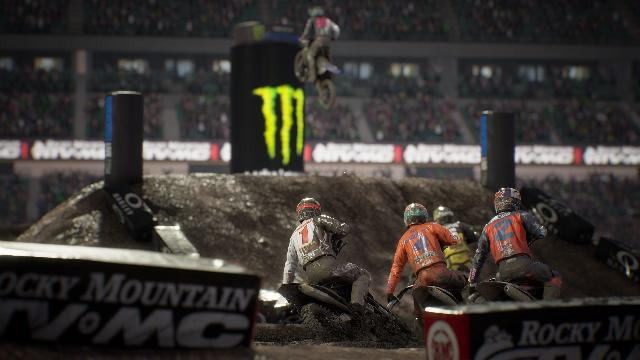 Monster Energy Supercross 4 screenshot 32174