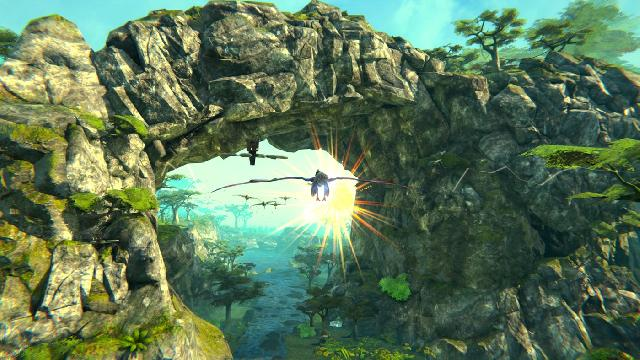 Panzer Dragoon Remake Screenshots, Wallpaper