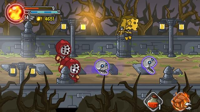 Wonder Blade screenshot 32266