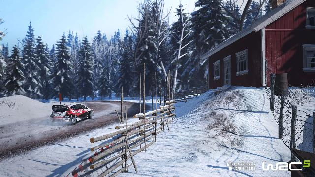 WRC 5 screenshot 3897
