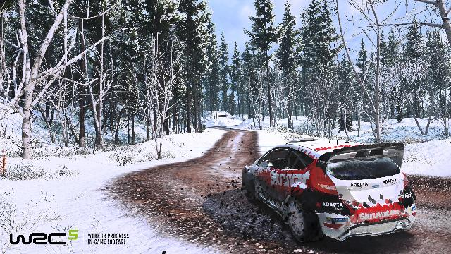 WRC 5 screenshot 3898