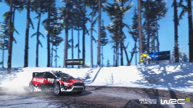 WRC 5 screenshot 3899