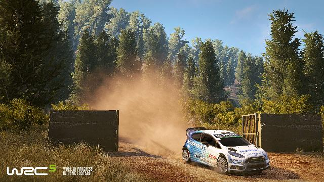WRC 5 screenshot 3900