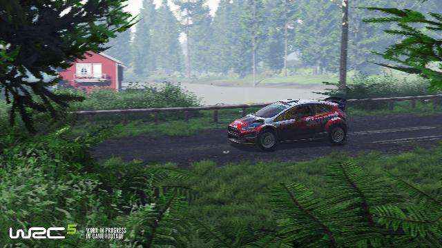 WRC 5 screenshot 3901