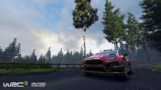 WRC 5 screenshot 3902