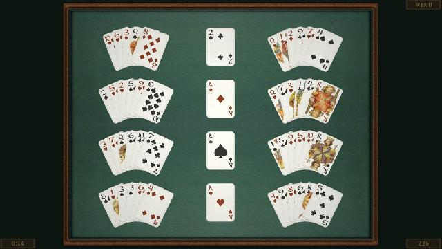 Solitaire 3D screenshot 32409