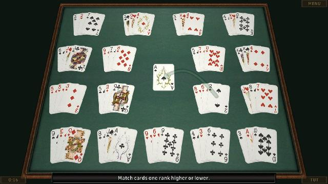 Solitaire 3D screenshot 32414