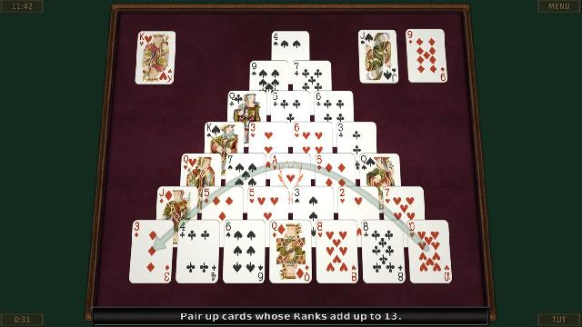 Solitaire 3D screenshot 32410