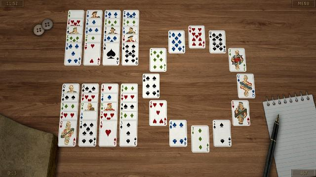Solitaire 3D screenshot 32411