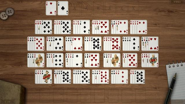 Solitaire 3D screenshot 32416