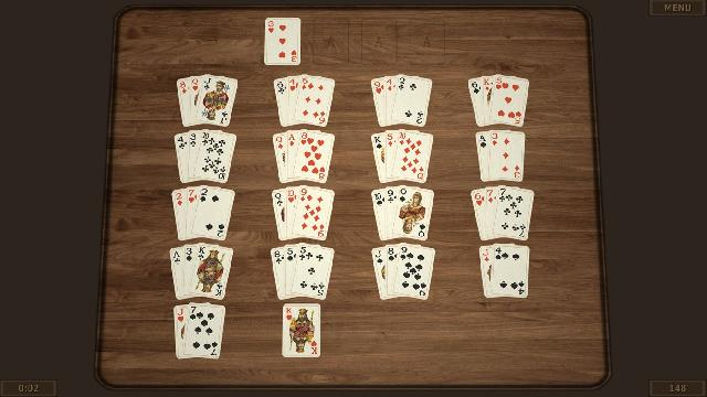 Solitaire 3D screenshot 32413