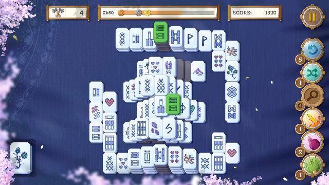 Mahjong Adventure DX screenshot 32640