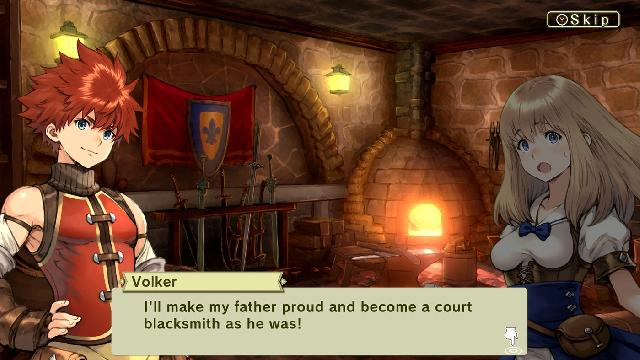 Blacksmith of the Sand Kingdom screenshot 32660