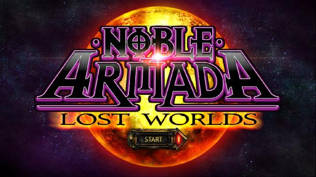 Noble Armada Lost Worlds Screenshots, Wallpaper