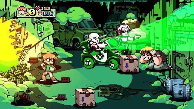 Scott Pilgrim Vs. The World: The Game Complete Edition Screenshots, Wallpaper