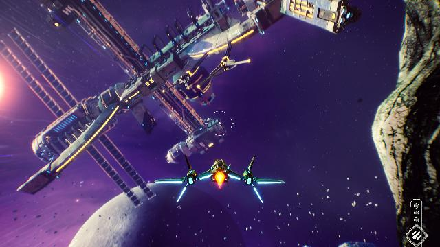 Redout Space Assault screenshot 32714