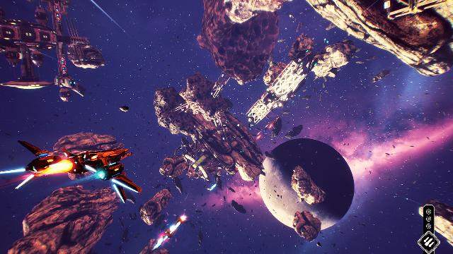 Redout Space Assault screenshot 32710