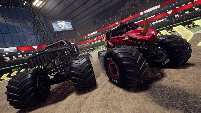 Monster Jam Steel Titans 2 screenshot 33098