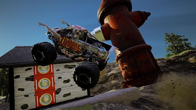 Monster Jam Steel Titans 2 screenshot 33103