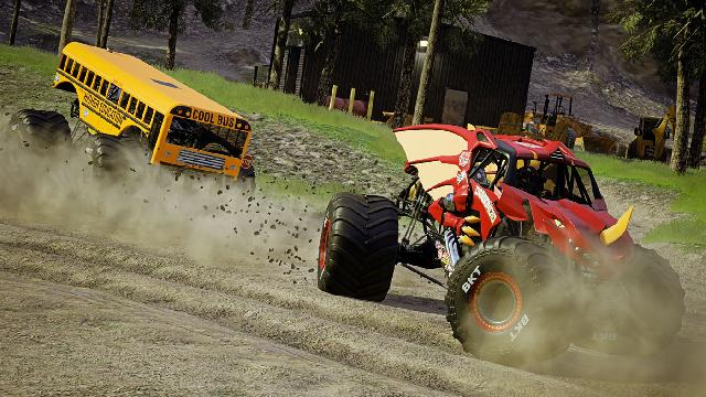Monster Jam Steel Titans 2 screenshot 33099