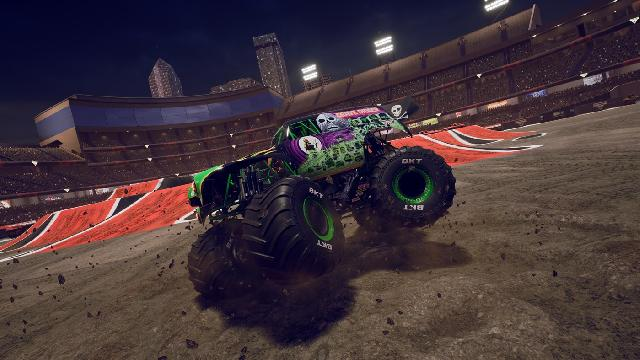 Monster Jam Steel Titans 2 screenshot 33100