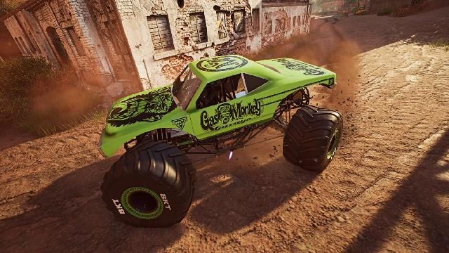 Monster Jam Steel Titans 2 screenshot 33101