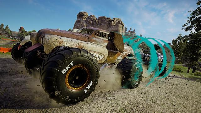 Monster Jam Steel Titans 2 screenshot 33102