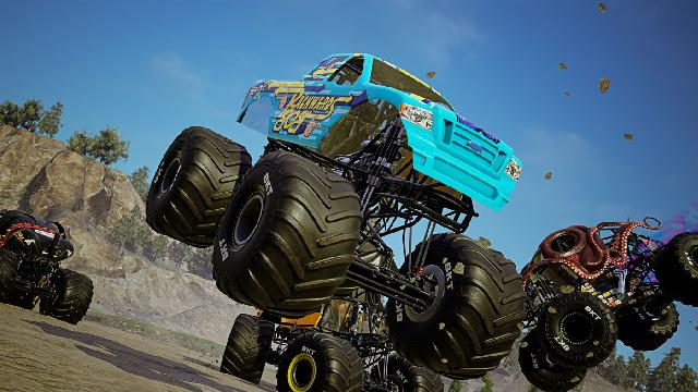 Monster Jam Steel Titans 2 screenshot 33107
