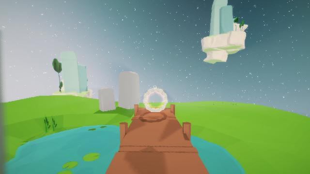 Air Bounce - The Jump 'n' Run Challenge screenshot 32774