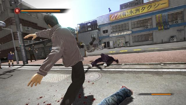 The Yakuza Remastered Collection screenshot 33304