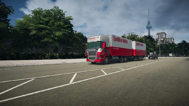 On the Road The Truck Simulator screenshot 32963