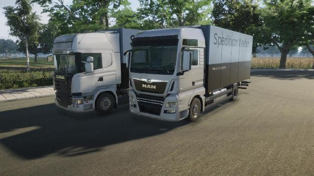 On the Road The Truck Simulator screenshot 32968