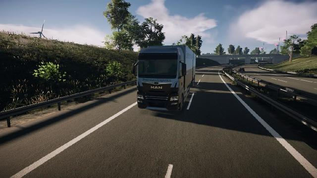 On the Road The Truck Simulator screenshot 32960