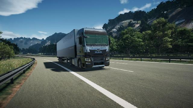 On the Road The Truck Simulator screenshot 32961