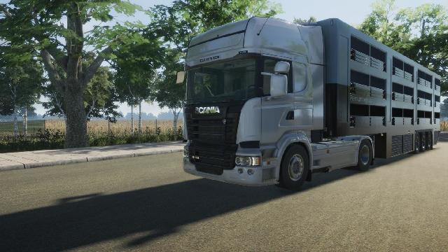 On the Road The Truck Simulator screenshot 32966