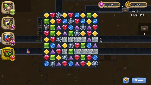 Caves and Castles: Underworld screenshot 33358
